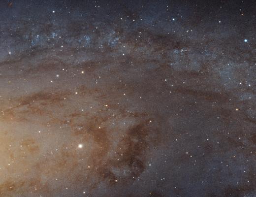 Nasa Andromeda