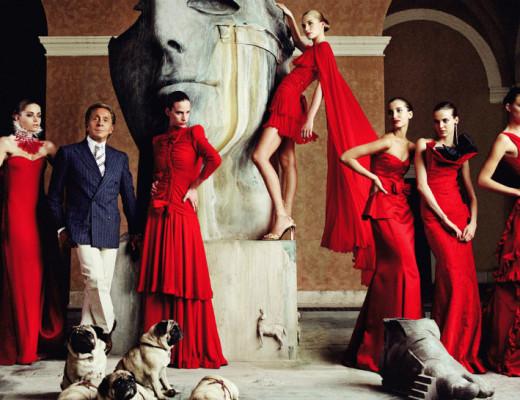 fashion valentine roşu