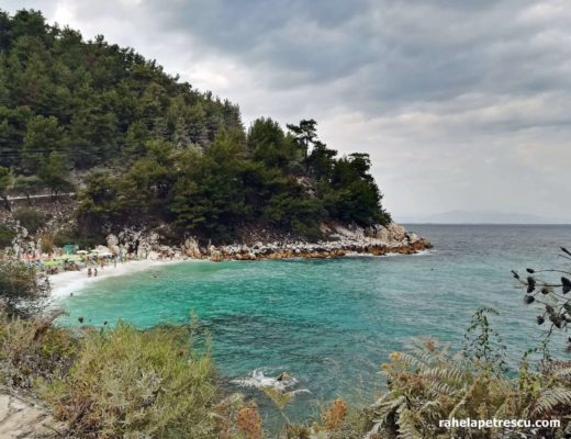 plaja de marmură